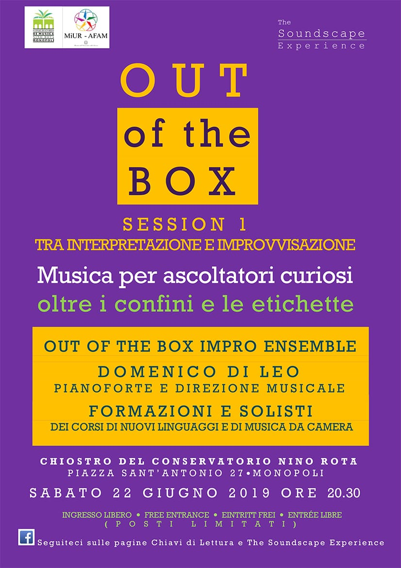 OUT OF THE BOX / 1